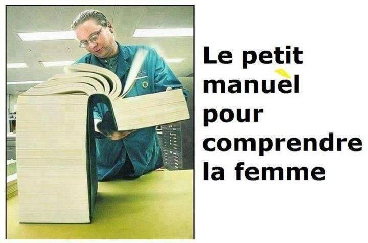 Le petit manuel pour comprendre la femme