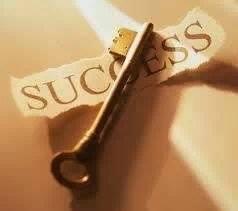 La clé de la réussite