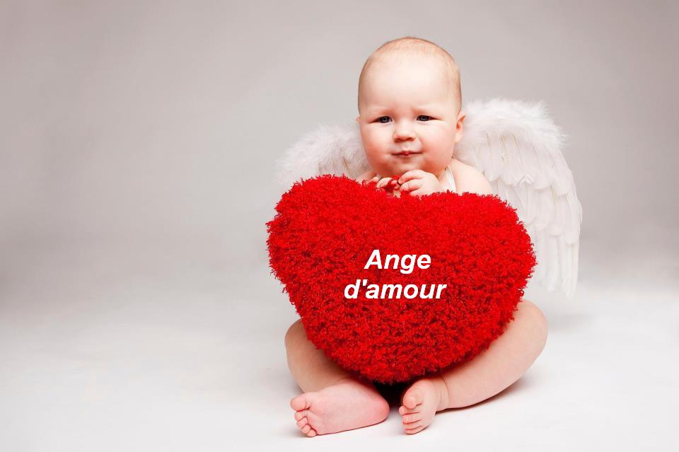 Ange d'amour