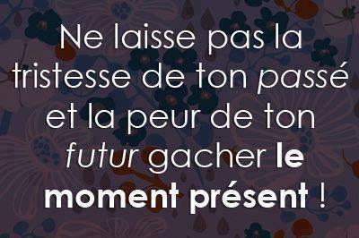 Le moment présent