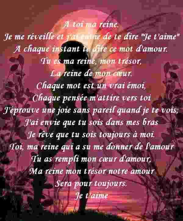 Beau Poème D'amour