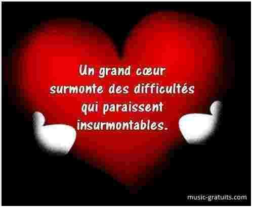 Un grand cœur